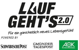 Lauf geht´s Logo